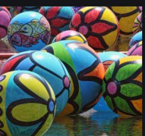 ballon geant